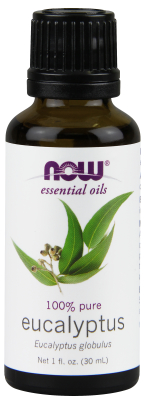 NOW: EUCALYPTUS OIL  1 OZ 1