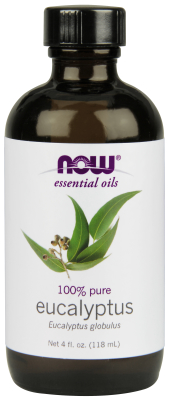 NOW: EUCALYPTUS OIL  4 OZ 1