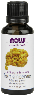 NOW: Frankincense  20PCT  OIL   1 OZ 1