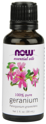 GERANIUM OIL EGYPTIAN  1 OZ, 1