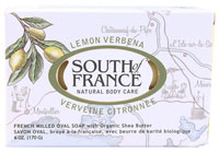 Bar Soap Oval Lemon Verbena