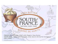 Bar Soap Oval Shea Butter