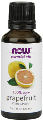 NOW: GRAPEFRUIT OIL 1 OZ