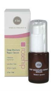 ZIA NATURAL SKINCARE: Deep Moisture Repair Serum 0.5 oz