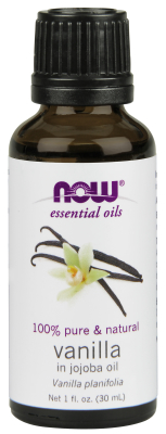 NOW: Natural Vanilla 1 oz