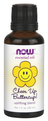 NOW: Cheer Up Buttercup Uplifting Blend 1 fl oz