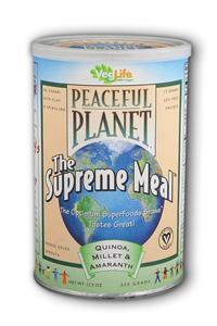 Veglife: Peaceful PlanetThe Supreme Meal 12.3oz