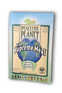 VegLife: Peaceful Planet The Supreme Meal Pkt 35 Pwd Unflv