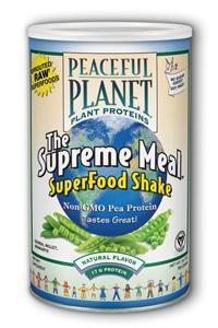Veglife: Peaceful Planet The Supreme Meal 24.7 oz