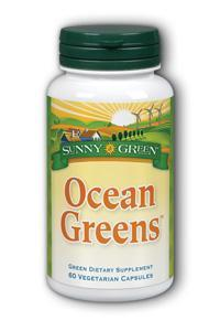 Ocean Greens Dietary Supplement