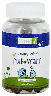 Gummy Cuties Multi-Vitamin