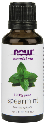 NOW: SPEARMINT OIL  1 OZ 1