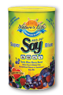 Natures Life: Super Blue Soy Protein 2 lb