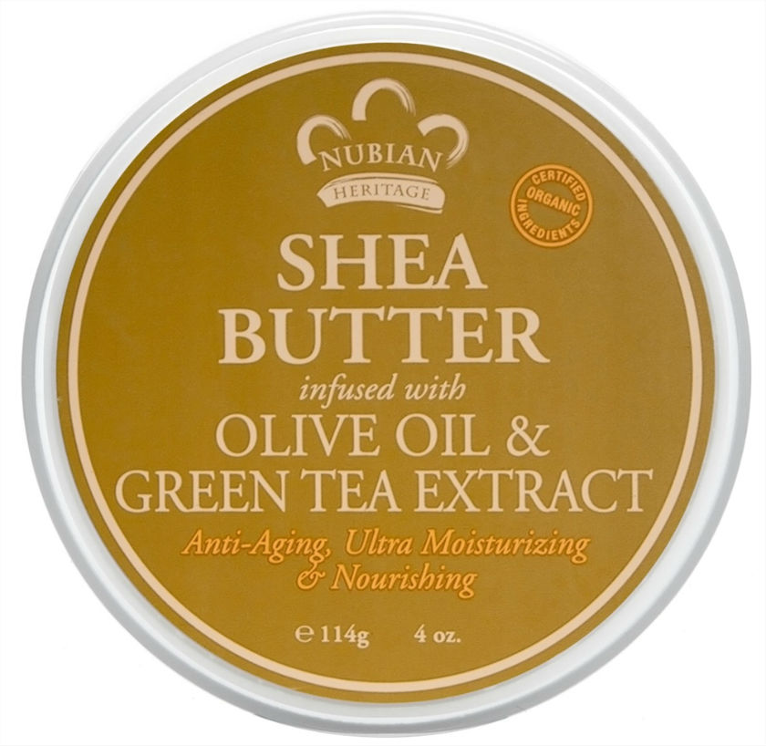 Infused Butter Olive and Green Tea 4 oz from NUBIAN HERITAGE/SUNDIAL CREATIONS