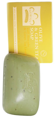 Bar Soap Olive and Green Tea