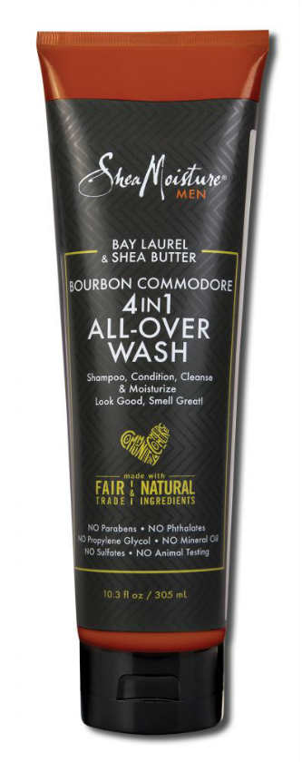 Men's 4-in-1 Body Wash Bay Laurel