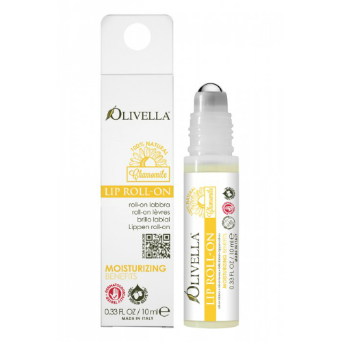 OLIVELLA: Lip Roll On Chamomile 10 ml