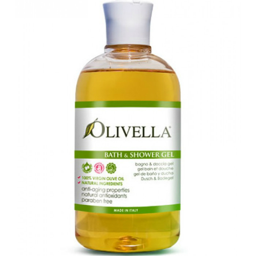 OLIVELLA: Bath & Shower Gel - Classic Original 16.9 oz