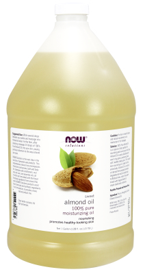 NOW: Almond Oil Sweet 1 Gallon