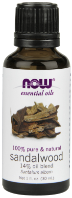 NOW: Sandalwood Oil Blend 1 oz