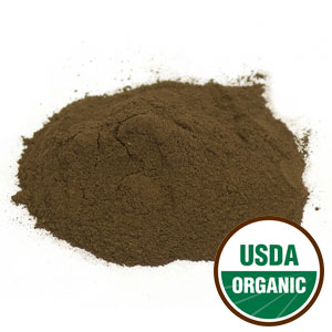 Black Walnut Hulls Powder Organic, 1 lb