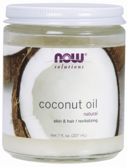 COCONUT OIL PURE, 7 OZ