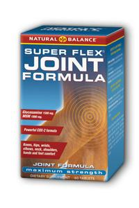 Natural Balance: Super Flex Joint 60 Tab