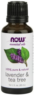 Lavender - Tea Tree Oil, 1 oz.