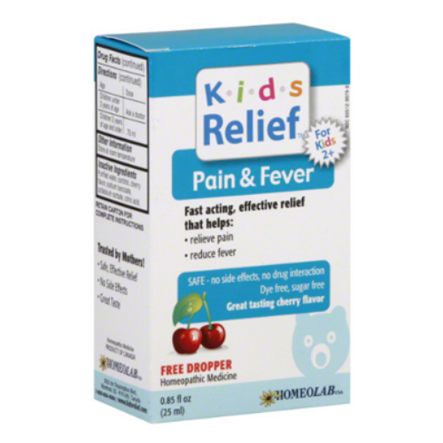 Kids Relief Pain and Fever