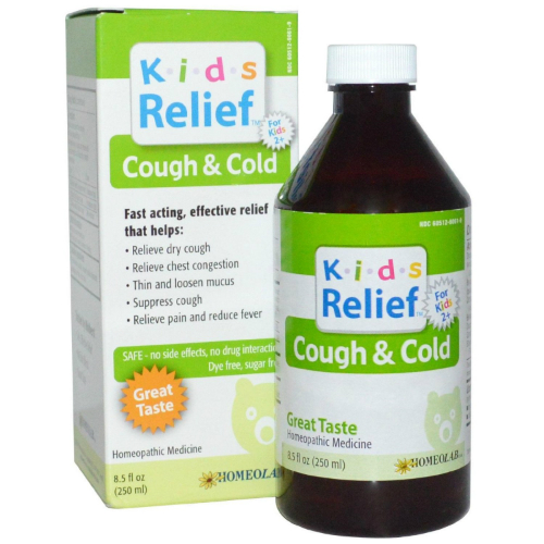 Kids Relief Cough and Cold