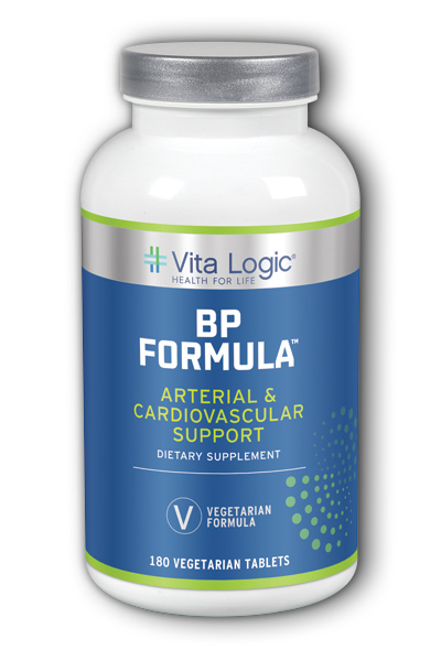 BP Formula Tablet (Btl-Plastic) 180ct from Vita Logic
