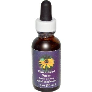 Flower essence: BLACK-EYED SUSAN DROPPER 0.25OZ