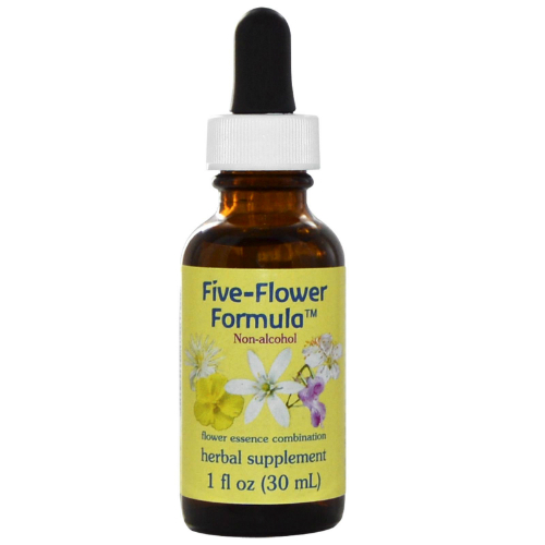 Five Flower Formula in Glycerin