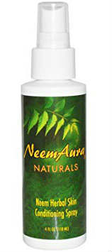 NEEMAURA NATURALS: Herbal Outdoor Conditioning Spray 4 oz