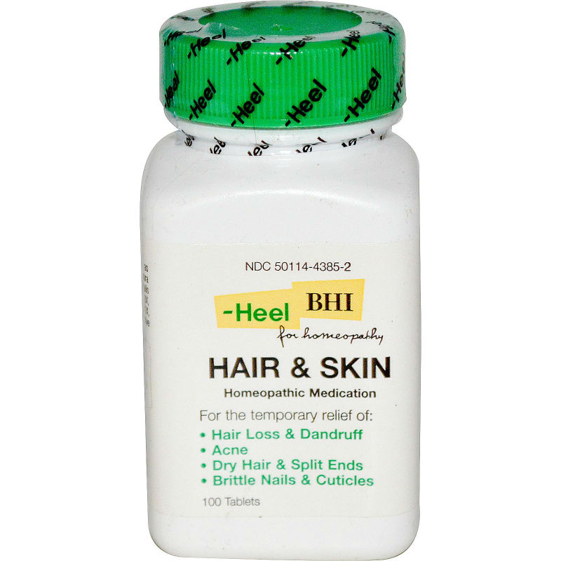 BHI: HAIR AND SKIN TABLETS 100 Tablets
