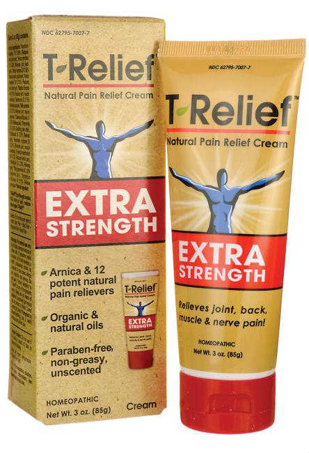 T-Relief Extra Strength Pain Relief Cream