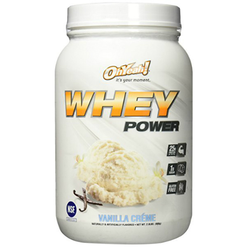Oh Yeah! Whey Power Vanilla