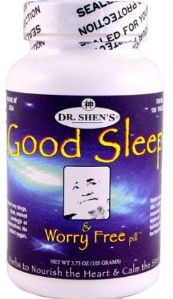 DR SHEN'S: Good Sleep Pills Insomnia 150 tab