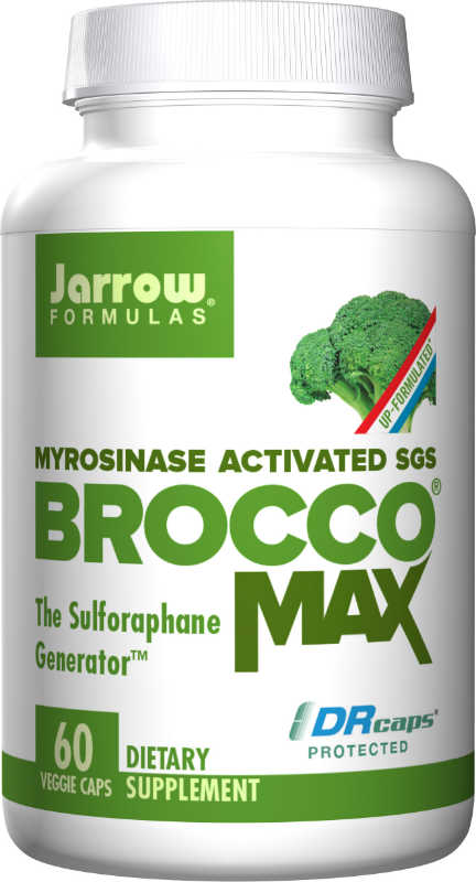 BroccoMax 375 MG 60 CAPS from JARROW