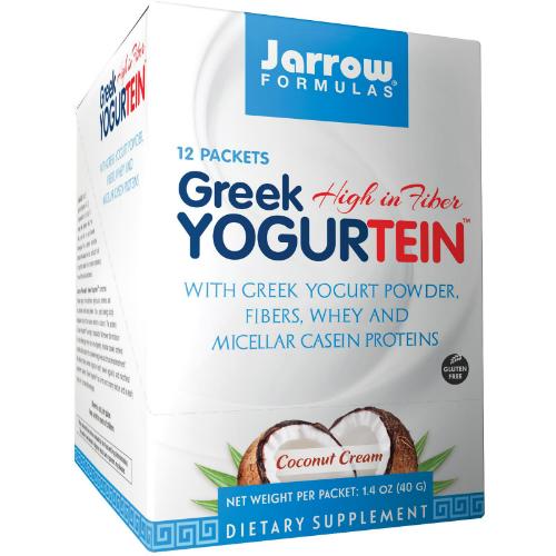 Jarrow: Greek Yogurtein 12 packets