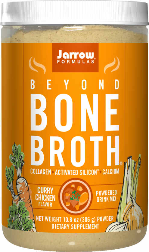 Jarrow: Beyond Bone Broth ® Curry Chicken 10.8 oz (306 g) Powder
