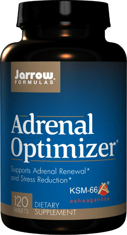 Adrenal Optimizer 120 Tabs from Jarrow