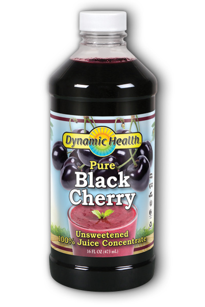 DYNAMIC HEALTH LABORATORIES INC: Black Cherry Concentrate 16 oz