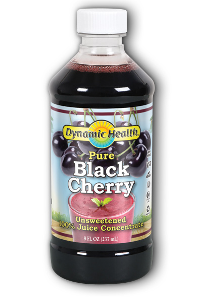 DYNAMIC HEALTH LABORATORIES INC: Black Cherry Concentrate 8 oz