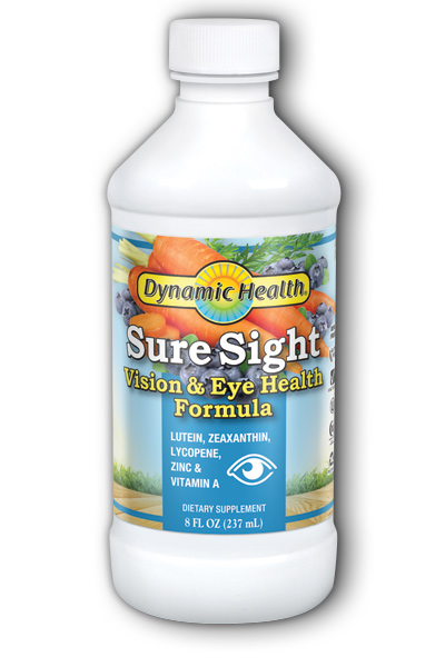 DYNAMIC HEALTH LABORATORIES INC: Sure Sight 8 oz