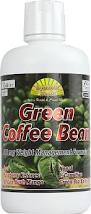 DYNAMIC HEALTH LABORATORIES INC: Green Coffee Bean Extract Juice Blend 30 oz