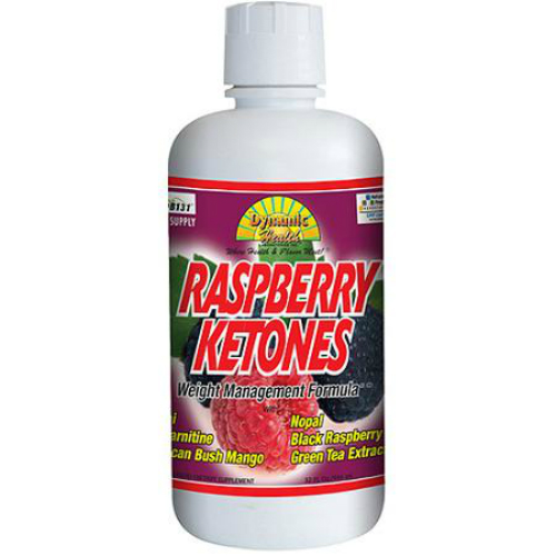 Dynamic health laboratories inc: Raspberry Ketones Juice Blend 15 oz