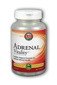 Kal: Adrenal Vitality 60ct