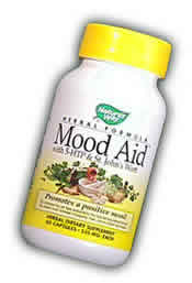 NATURE'S WAY: Mood Aid With St. John's Wort 60 caps