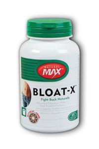 NaturalMax: Bloat-X 60ct
